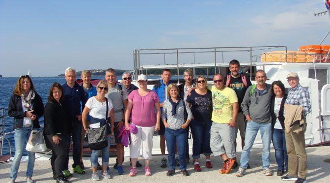 Vereinsausflug nach Porec 2017